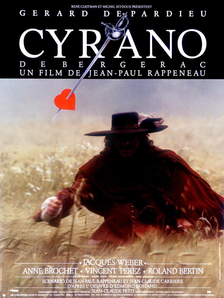 cyrano de bergerac  1989
