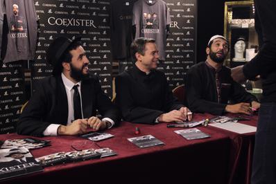 Coexistir - © EuropaCorp – Chez Félix – France 2 Cinéma /John Waxxx