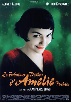 Le Fabuleux Destin d'Amélie Poulain - Poster - France 1
