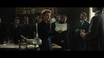 Marie Curie, the Courage of Knowledge - © P'Artisanfilm