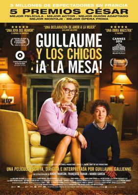 Les Garçons et Guillaume, à table ! - Poster - Spain
