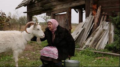 Mamie, Vanya et la chèvre