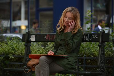 Sylvie Testud - © Luc Roux (Fidélité films, Wild Bunch, M6 Films)