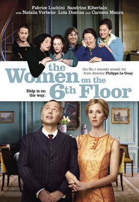 Les Femmes du 6e étage - Poster - Australia