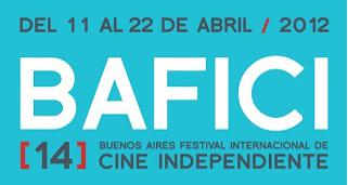 Buenos Aires International Independent Film Festival  - 2012