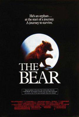 L'Ours - Poster Etats-Unis