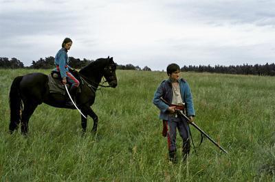 Voleurs de chevaux - © Stéphane Puopolo