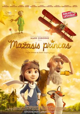 The Little Prince - Poster - Lithuania