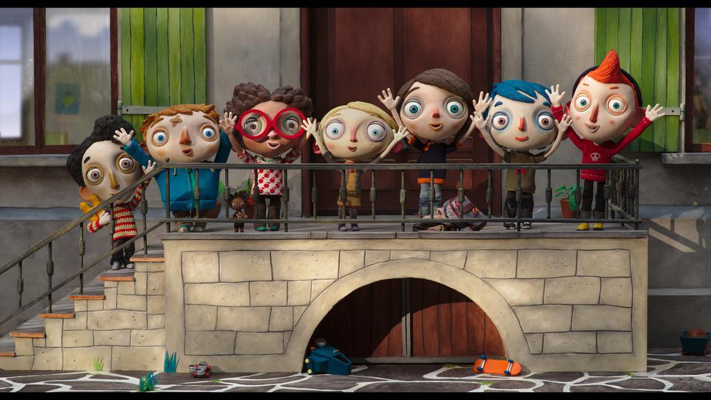 Festival Internacional de cine de animación de Annecy - 2017