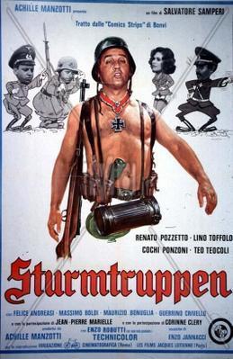 Sturmtruppen. Jo... ¡qué guerra! - Italy