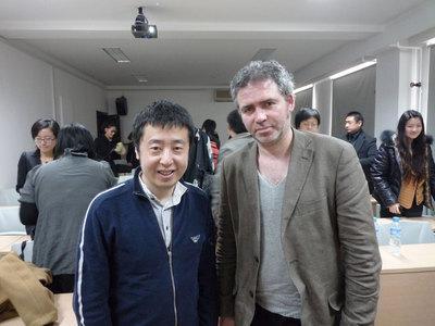 Stéphane Brizé reports on his trip to China