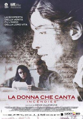 Incendies - Poster Italie