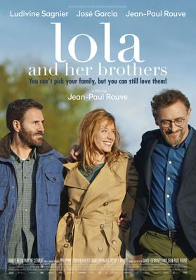 Lola & Her Brothers - Poster - International
