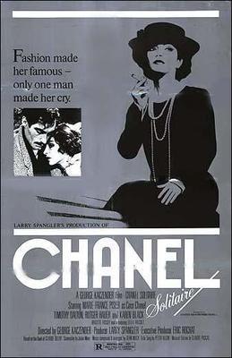Chanel solitaire - Poster Etats-Unis