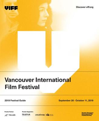Vancouver International Film Festival - 2019