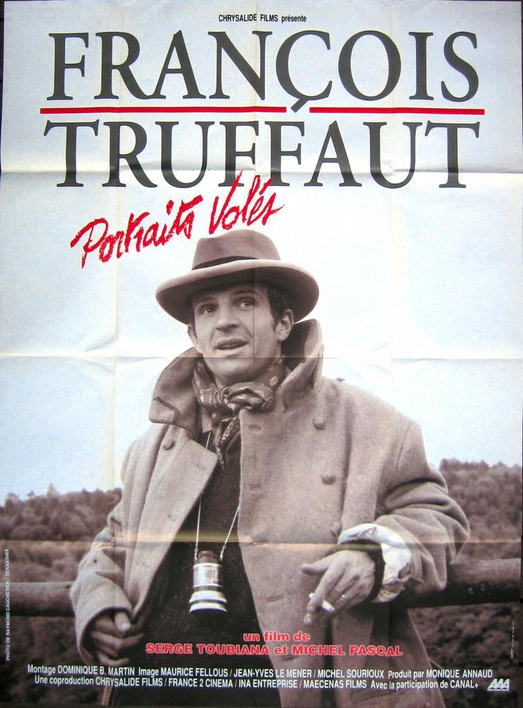 François Truffaut, portraits volés