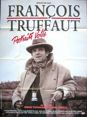 François Truffaut : Stolen Portraits