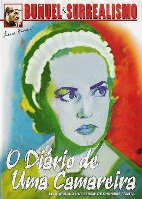 Le Journal d'une femme de chambre - Poster Brésil