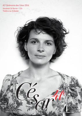 Les César du Cinéma Français - 2016