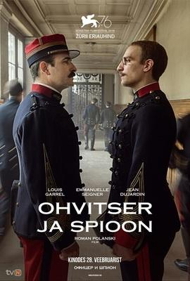 An Officer and a Spy - Estonia