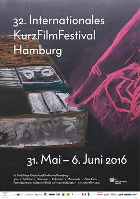 Kurzfilm Festival Hamburg - 2016