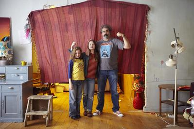 Una familia peculiar - © Mandarin Cinéma  - Alexis cottin