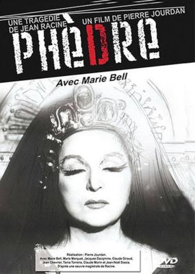 Phèdre - Jaquette DVD France