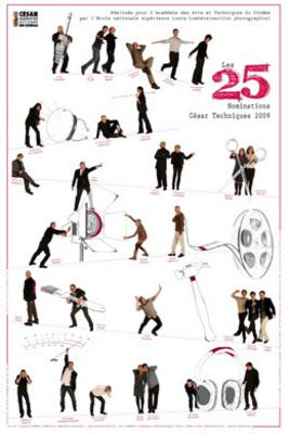 Cesar Awards - French film industry awards - 2009
