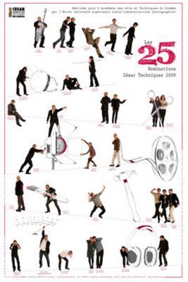 Les César du Cinéma Français - 2009