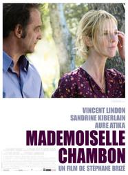 Mademoiselle Chambon - Poster - France