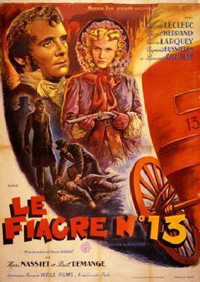 Le Fiacre N°13