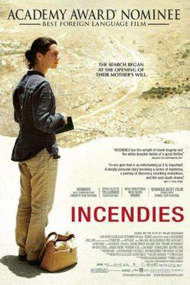Incendies - Poster US