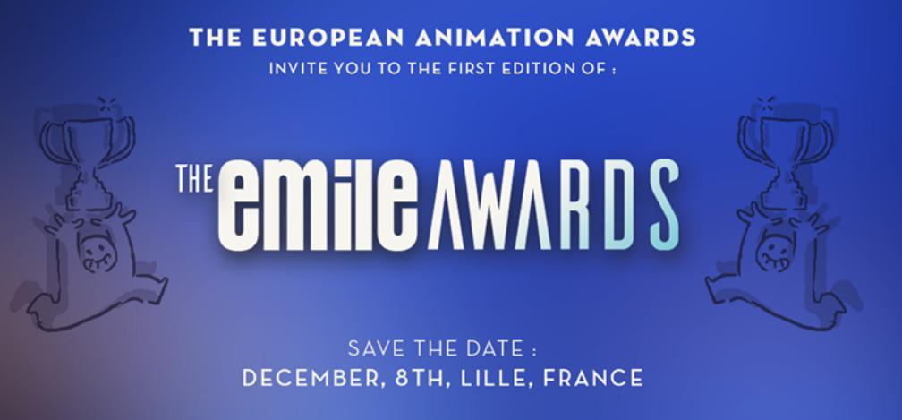 Triomphe de l'animation française aux premiers Emile Awards