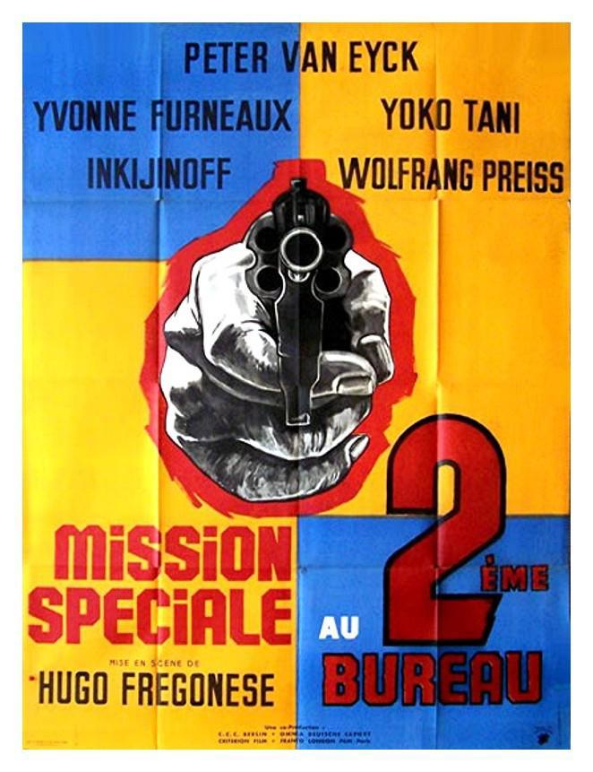 Mission spéciale au 2e Bureau
