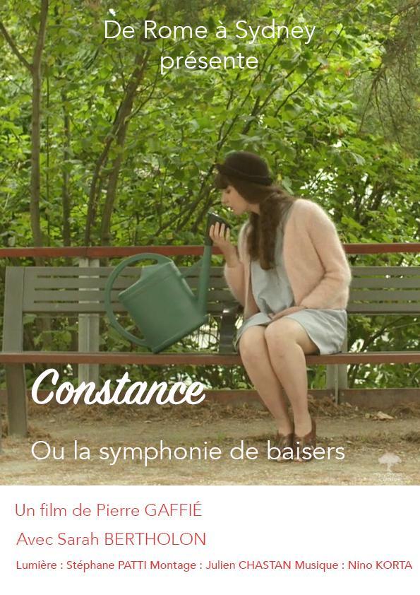 Constance, ou la symphonie des baisers...