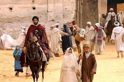 Zaina, cavaliere de l'atlas / 仮題:ザイナ、アトラスの騎手