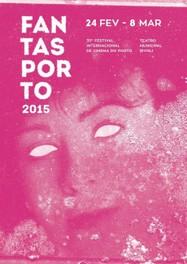 Oporto International Film Festival (Fantasporto) - 2015