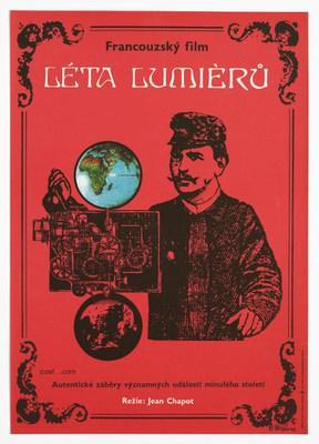 Les Années lumière - Poster Tchécoslovaquie