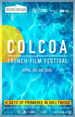 CoLCoA French Film Festival - 2015
