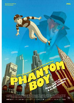 Phantom Boy - Poster - Italy