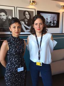 Entrega de los 14° Premios UniFrance de cortometraje en Cannes - Les lauréates