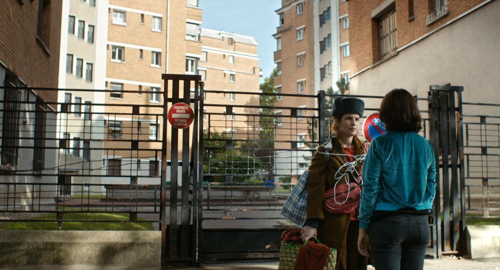 Mélanie Bestel - © Agat Films & Cie - Ex nihilo