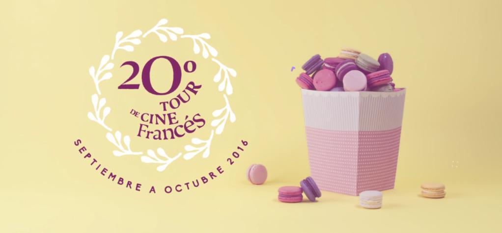20ª edición del Tour de Cine Francés, ¡el mayor festival de cine francés del mundo!