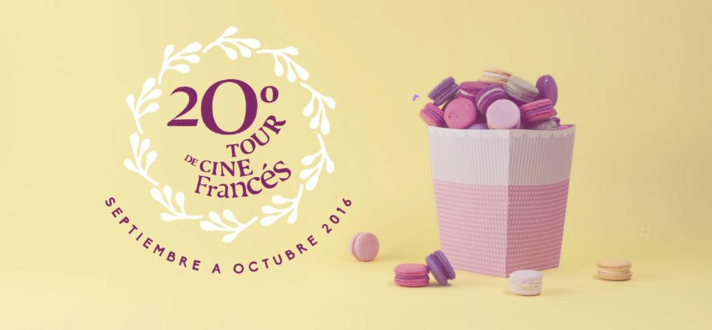 20th Cine Francés Tour, the world's biggest French film festival!