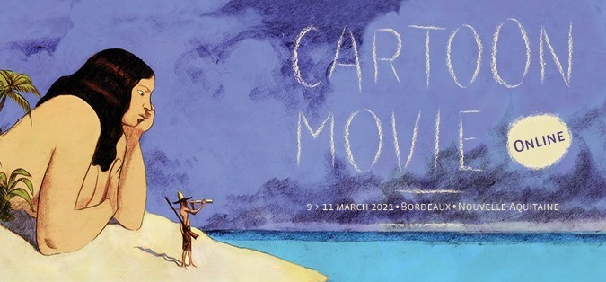 27 French projects at Cartoon Movie 2021