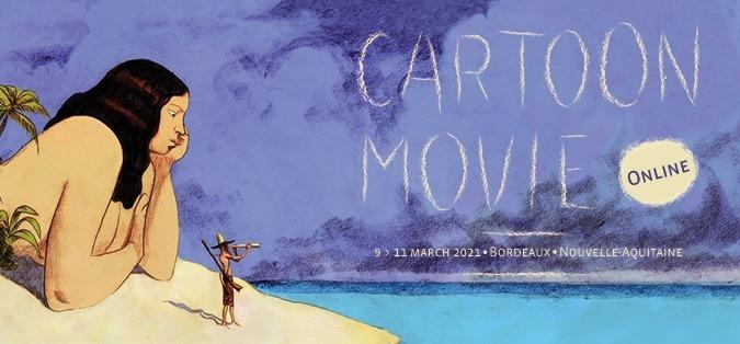 27 proyectos franceses en Cartoon Movie 2021