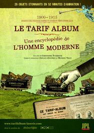 Le Tarif Album - Une encyclopédie de l'homme moderne