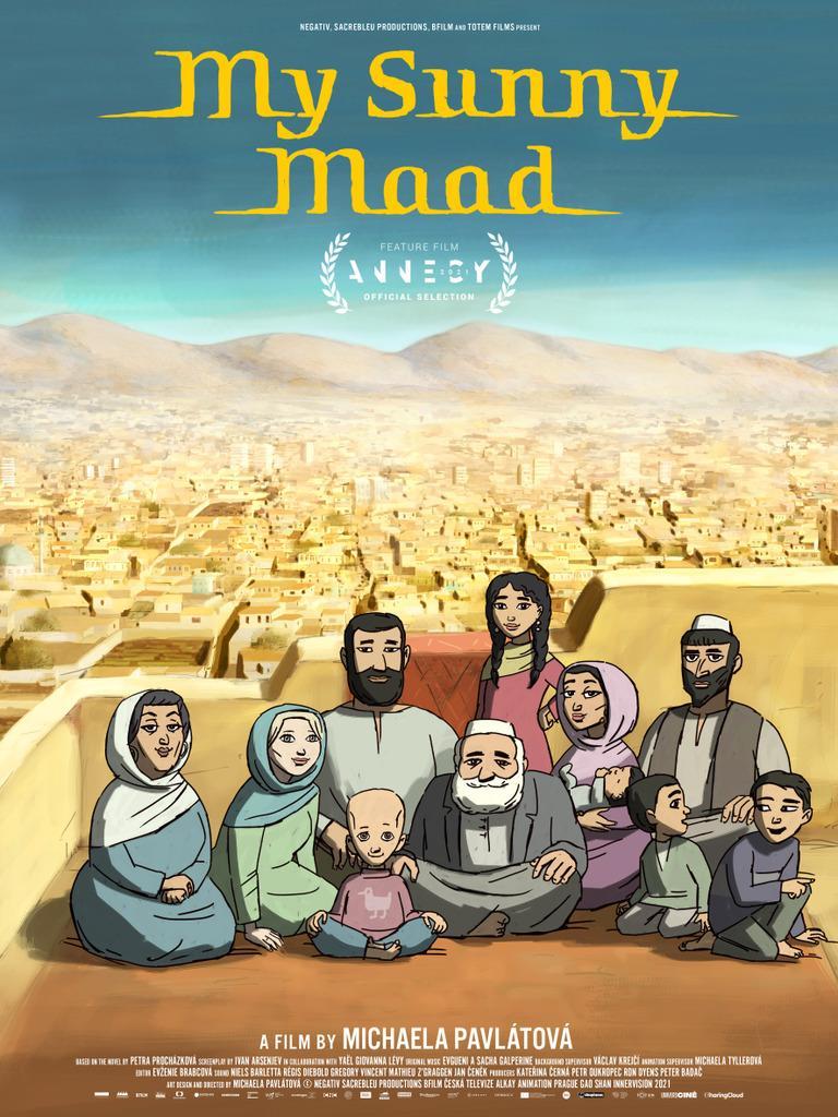 Negativ Film Productions - International poster
