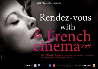 Rendez Vous with French Cinema à Londres et Edimbourg