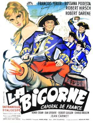 La Bigorne, caporal de France